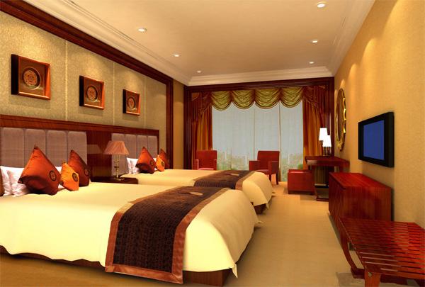 星级酒店装潢